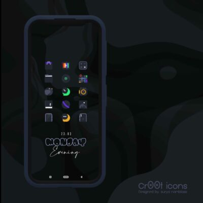 Beautiful  Android icon pack for free