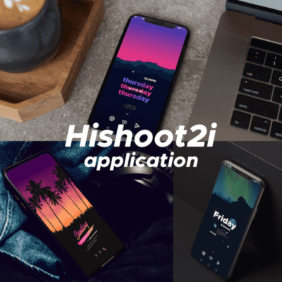 Hishoot2i app - add your screenshots into device frames